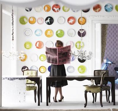 original-wall-dining-room-decoration-design-idea