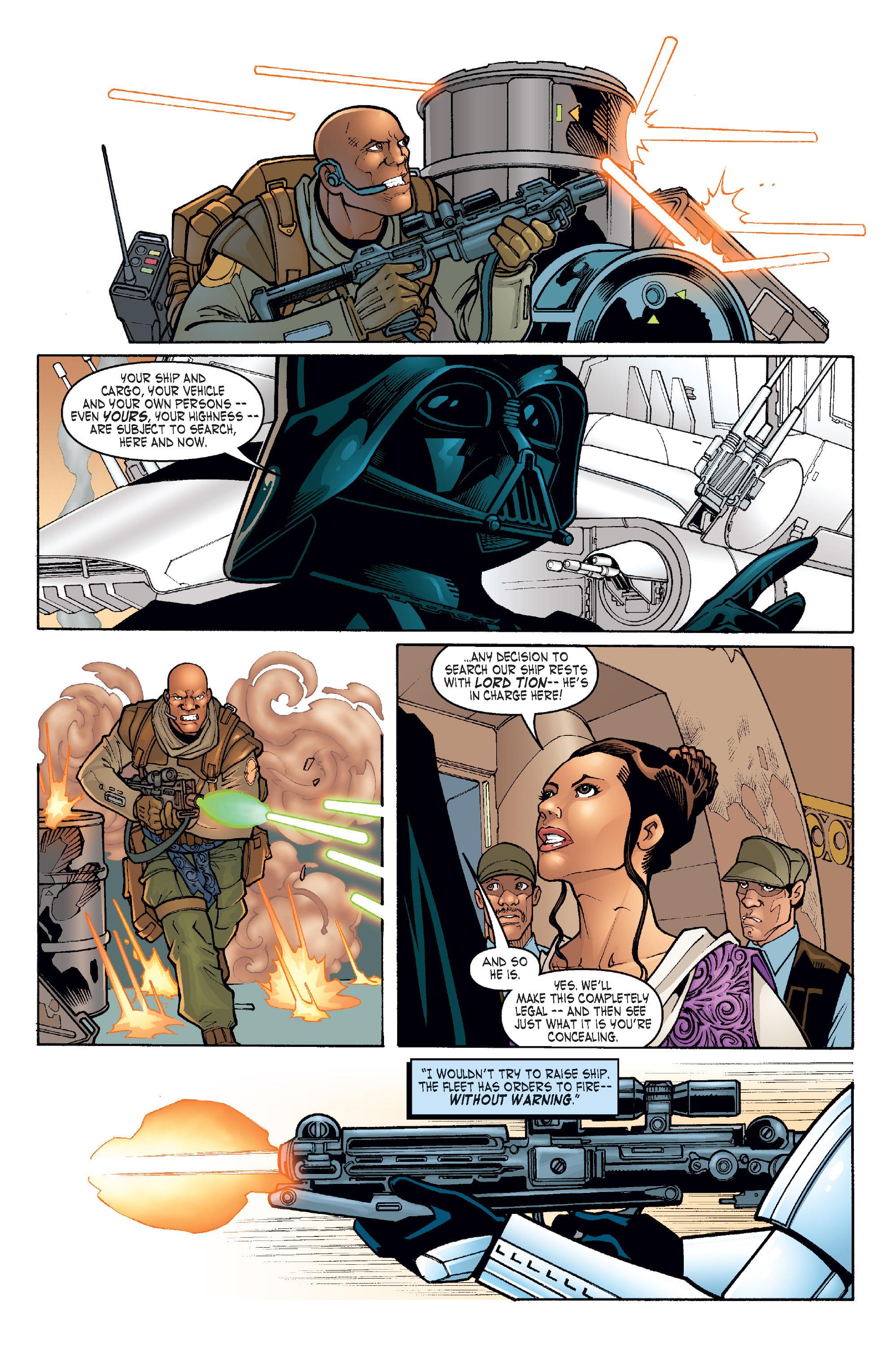 Read online Star Wars Omnibus comic -  Issue # Vol. 17 - 106