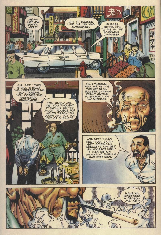 Read online Turok, Dinosaur Hunter (1993) comic -  Issue #10 - 17