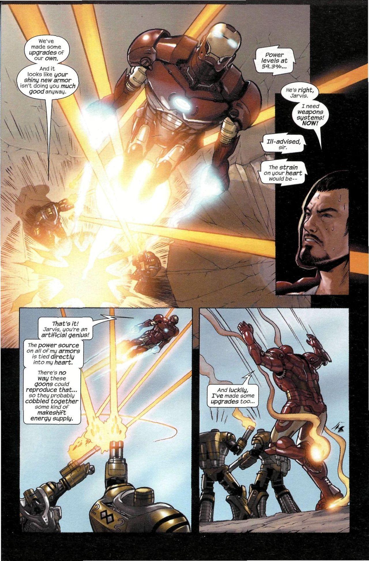 Read online Sega Iron Man Special comic -  Issue # Full - 16