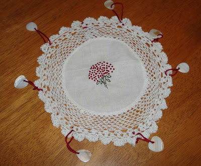 Doily Jug Cover And Answers To Comments Down To Earth