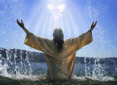 The BAPTISM of the HOLY SPIRIT | Tribulation-Now