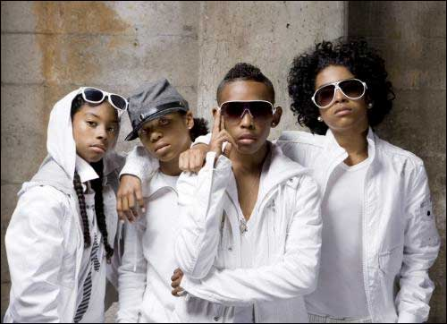 The Run down: October 2010 B2k And Mindless Behavior