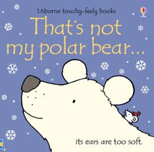 Thats not my polar bear cover