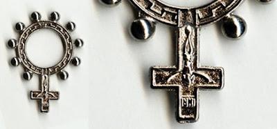 Resultado de imagen para simbolo feminismo ocultismo satanismo