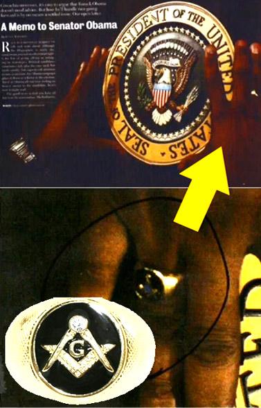 Obama's Masonic Ring and Handshake - henrymakow com