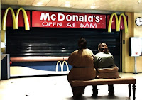 early opening mcdonalds and fat bottoms