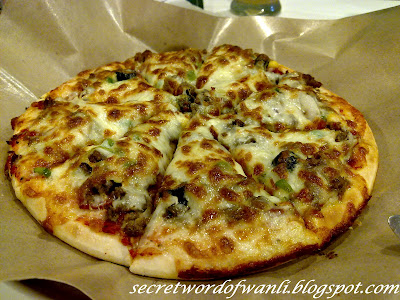 Naughty Lady Of Shady Lane Pizza Pizza Cyberjaya
