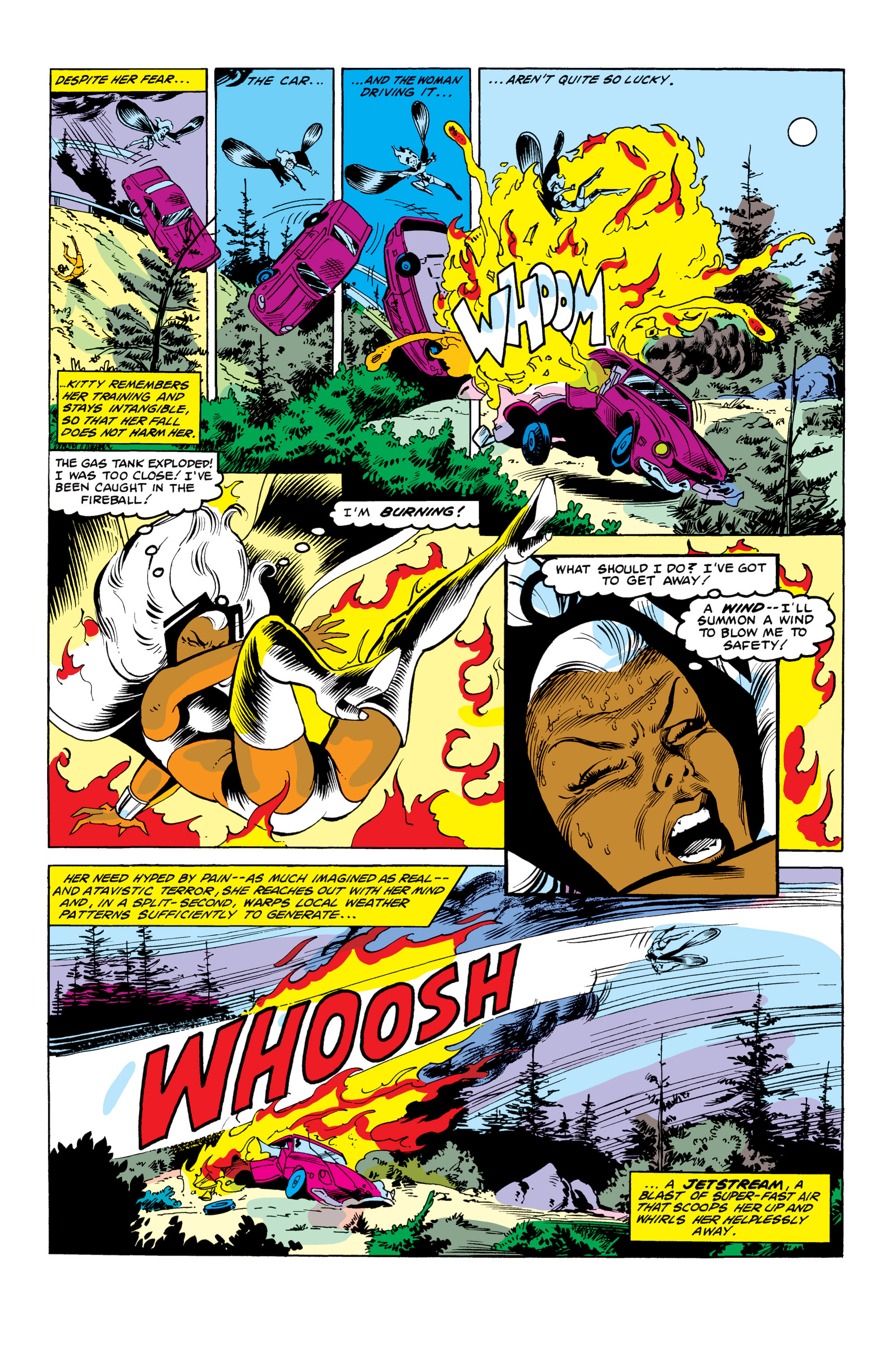 Read online Uncanny X-Men (1963) comic -  Issue #152 - 4