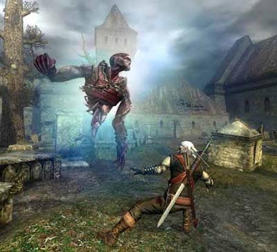 XIMININU GAMES: The Witcher - PC GAME