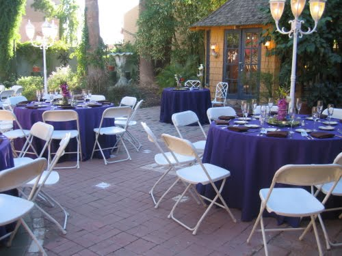 Le Fabuleux Events Presents One Fab Event: Eggplant Weddings