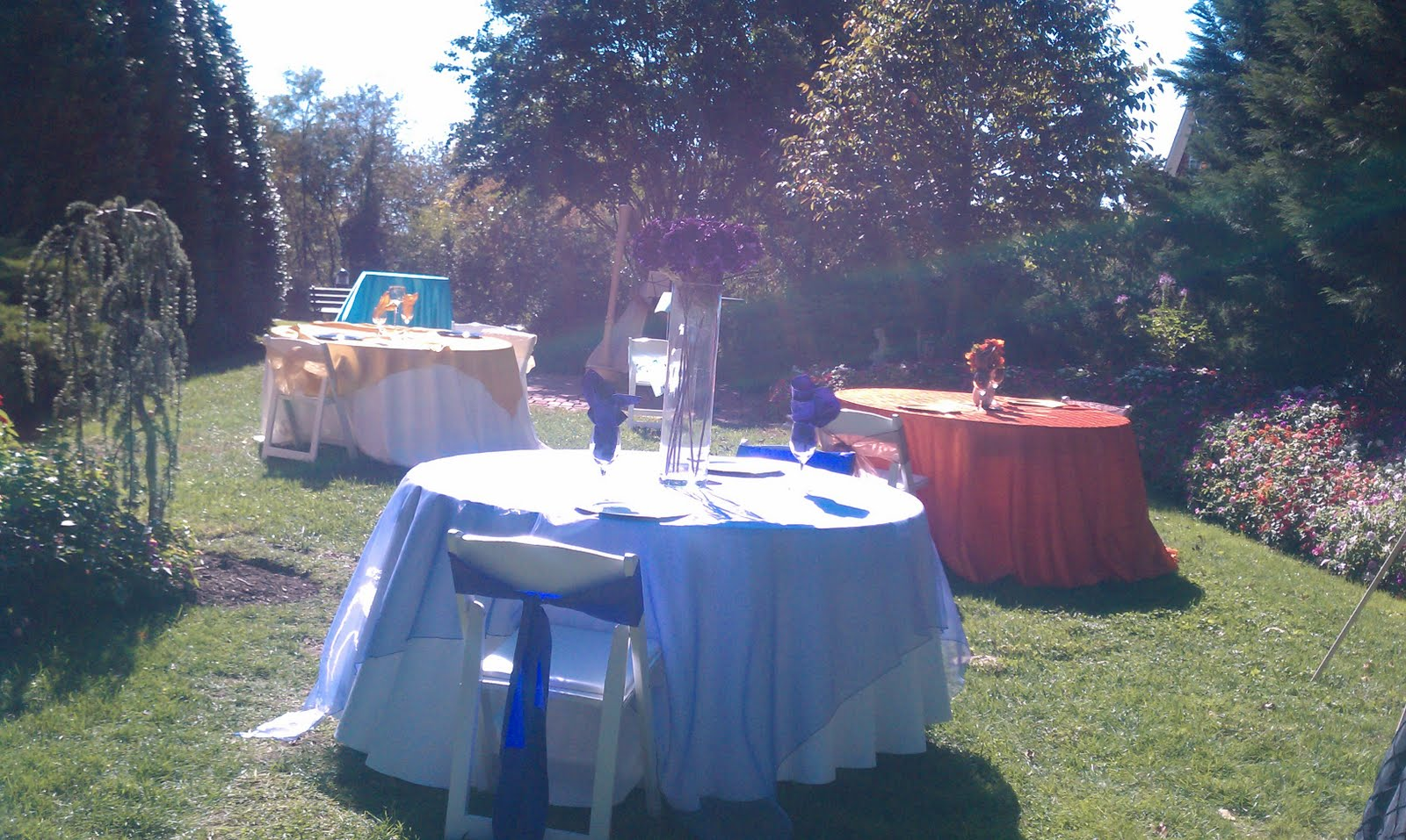 chair cover rentals washington dc dark brown dining covers le fabuleux events presents one fab event fall colors for