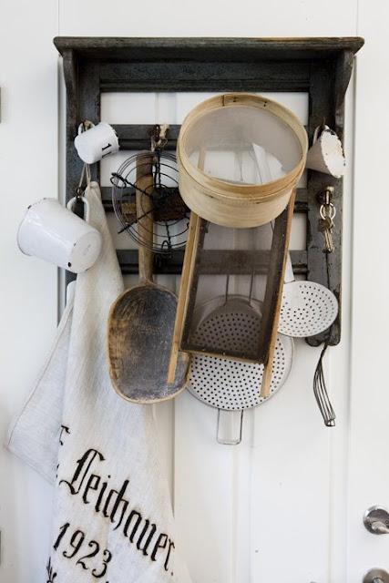 Armario pared de cocina