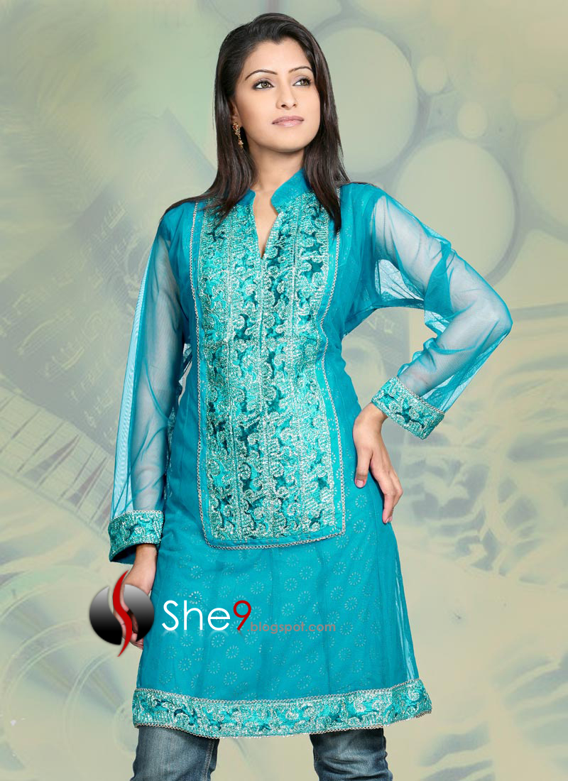 Modern Indian Fashion Clothing