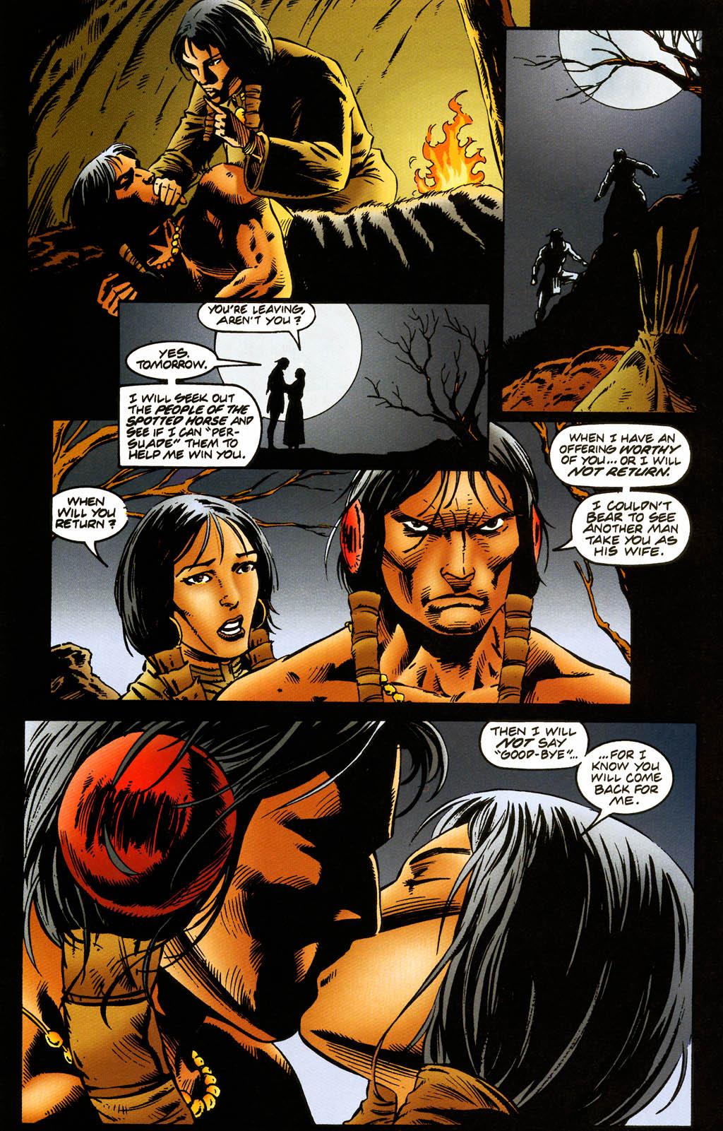 Read online Turok, Dinosaur Hunter (1993) comic -  Issue #43 - 16