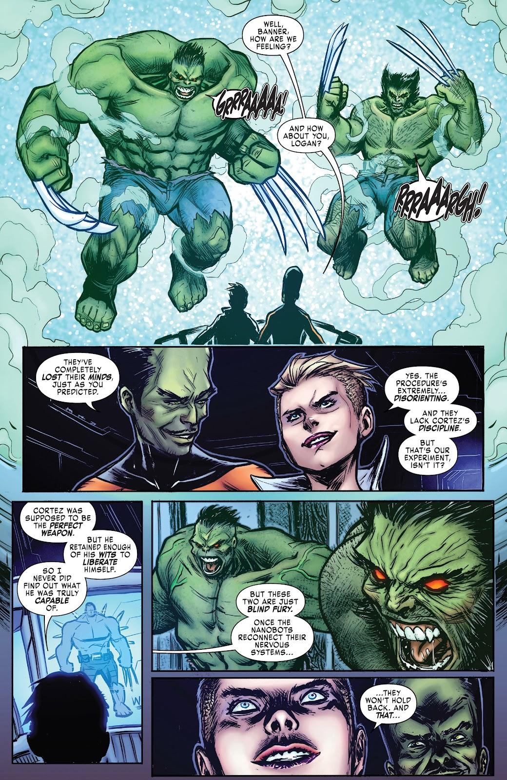 Read online Hulkverines comic -  Issue #3 - 14