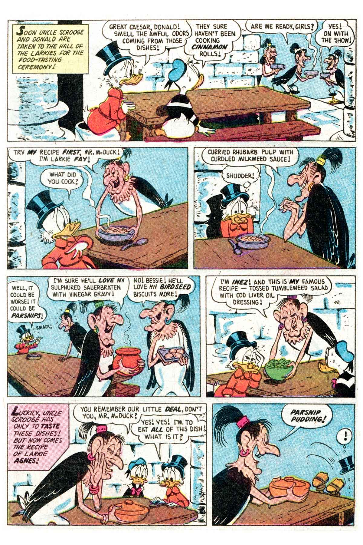 Read online Uncle Scrooge (1953) comic -  Issue #203 - 23