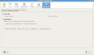 Welcome to the database wizard!: Part 2: SSL Configuration with