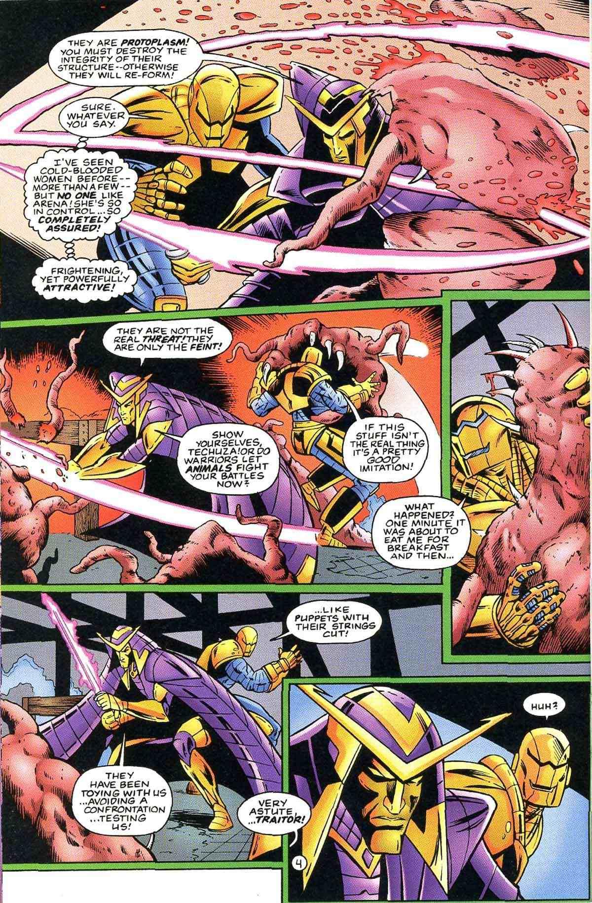 Read online Ultraverse Premiere comic -  Issue #10 - 37
