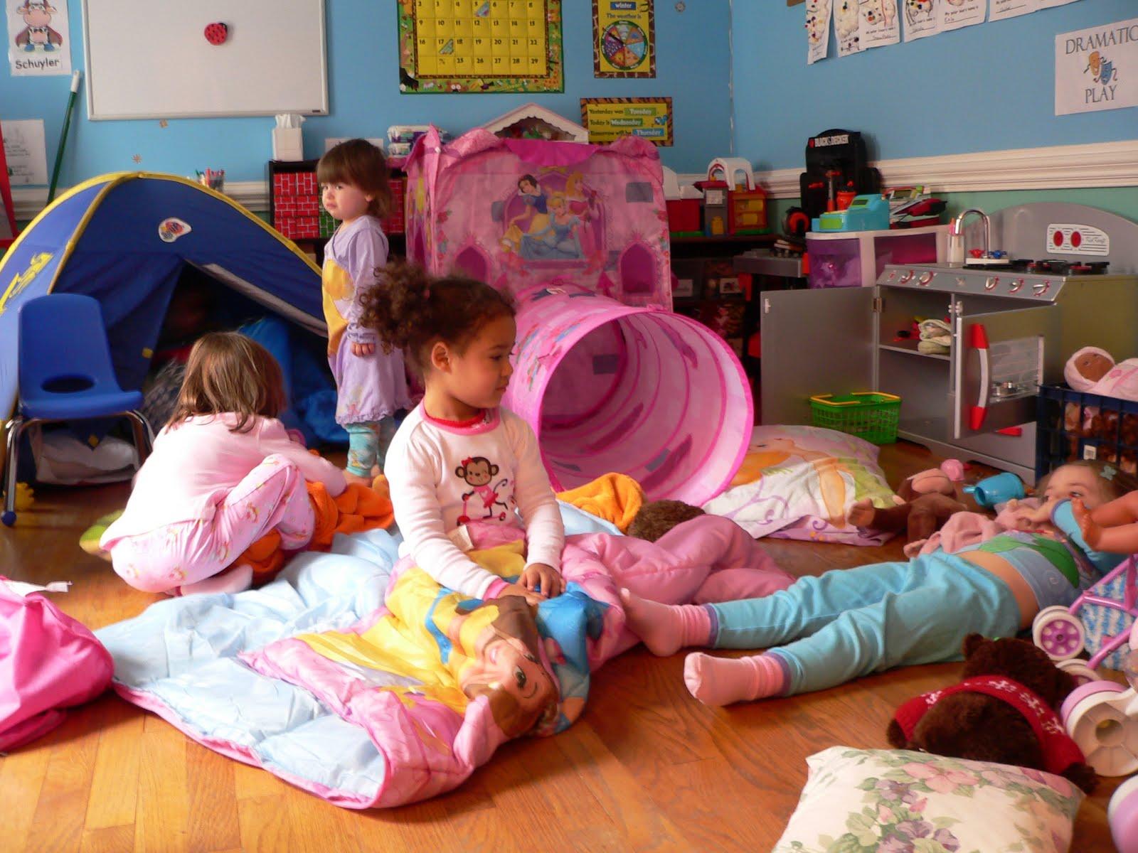 Preschool Mommy Hibernation Day