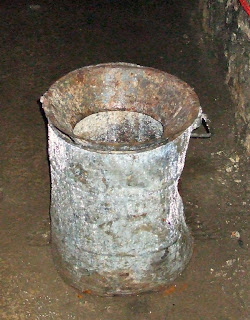 Chemical Toilet from war time