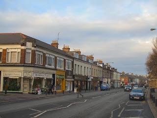Gosforth High Street