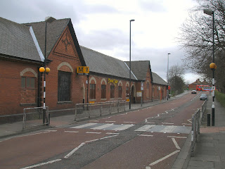 Monkseaton Metro Station