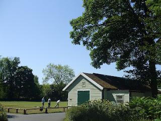 Brandling Park, Newcastle upon Tyne. June 2009