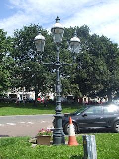 Donkin's Lamp