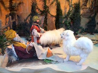 Fenwicks Christmas Window 2009