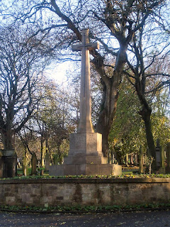 Gateshead East Cemetery War Memorial