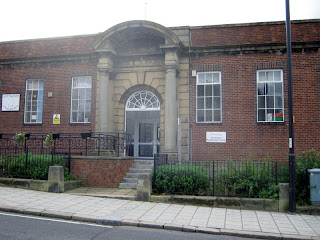 The old Scotswood Library