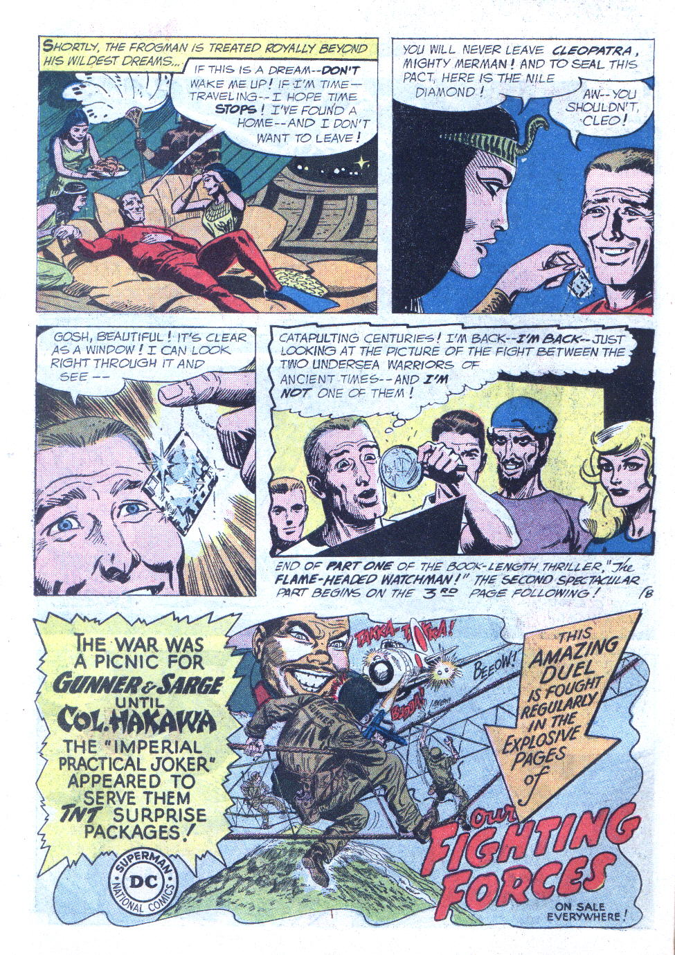 Read online Sea Devils comic -  Issue #6 - 11