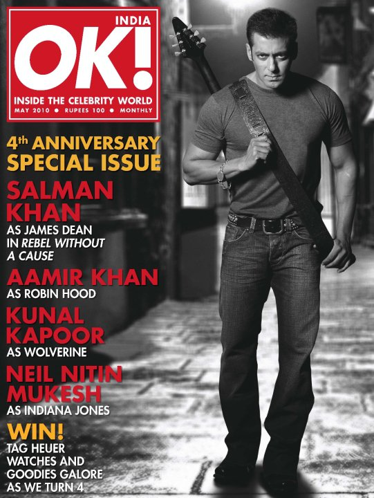 Latest: Bollywood Stars For Magazine Covers