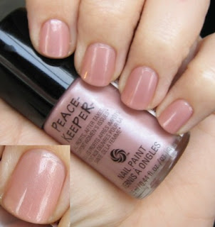 Peacekeeper Cause Metics Nail Polish Make A Difference Through Makeup All Lacquered Up