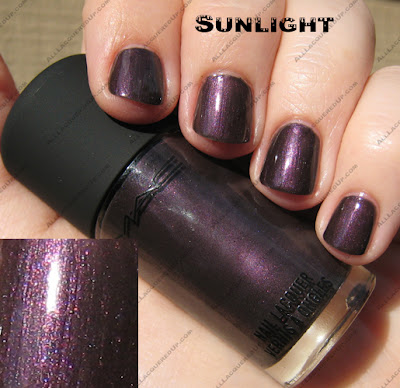 Plum is the new black, exept better. Its black with out the death, and its purple with out the barney. Plum is just plain purple.