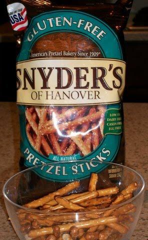 Snyder S Pretzel Dips Hershey White Creme Lowe S Food