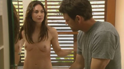 Claire forlani nude false witness 5