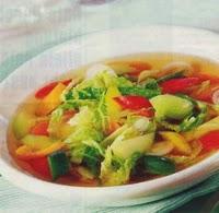 como se hace la dieta de la sopa de repollo