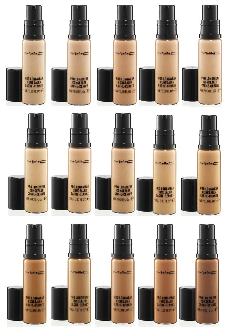 Necessary Beauty: Review of MAC Pro Longwear Collection