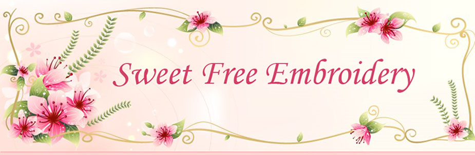 Sweet Free Embroidery