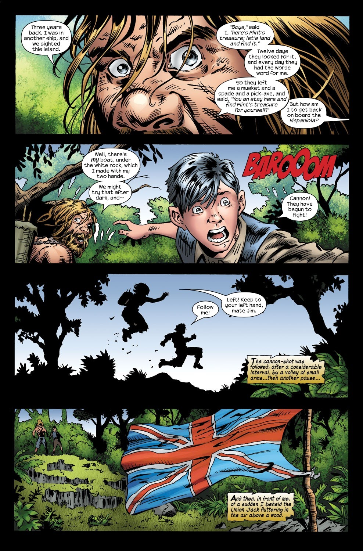 Read online Treasure Island comic -  Issue #3 - 15