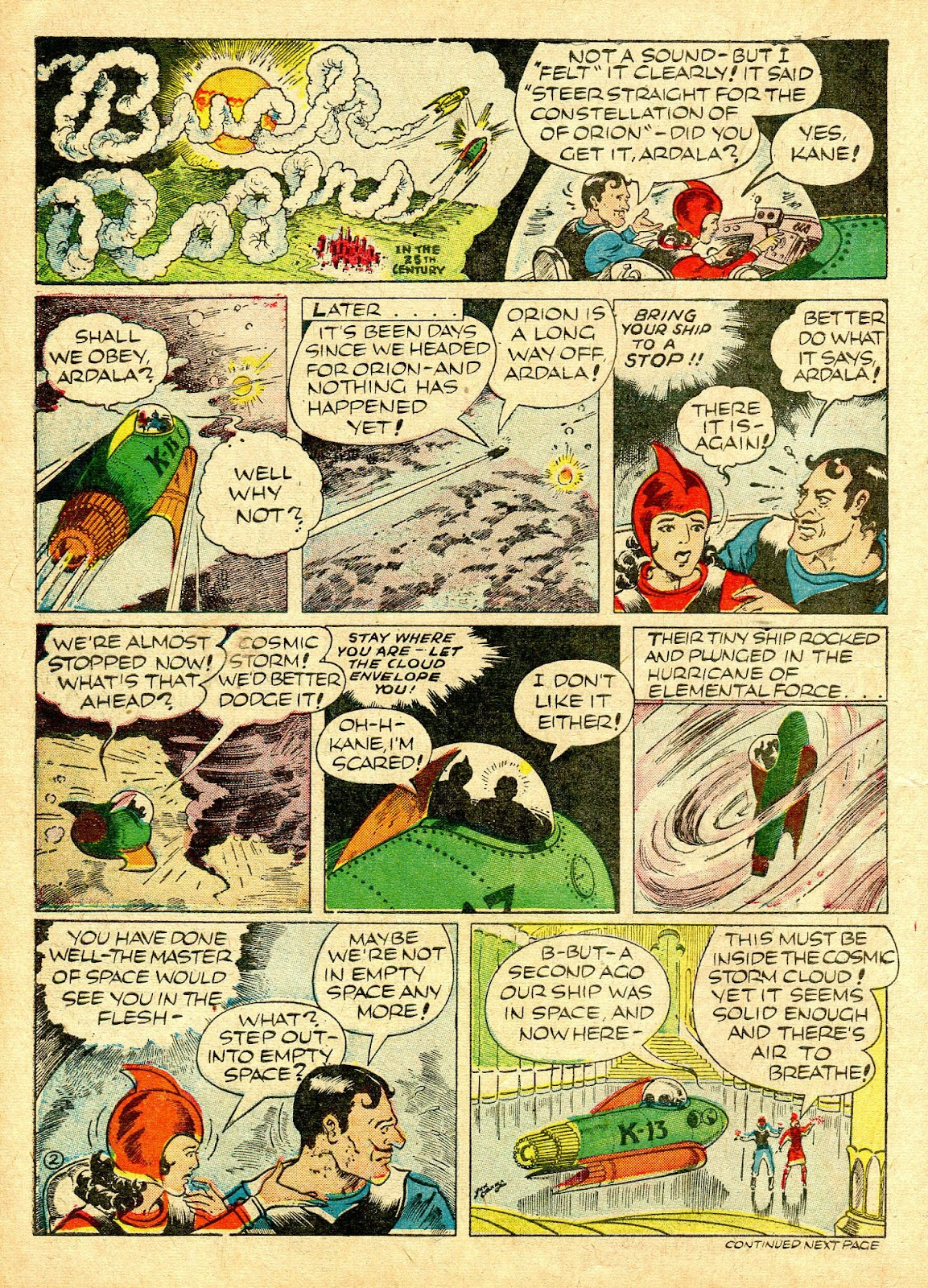Read online Famous Funnies comic -  Issue #63 - 17