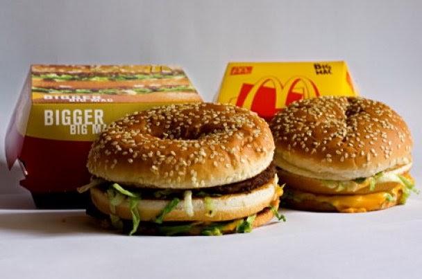 McDonalds kalorier – Sund Slankekur - Nem Slankekur