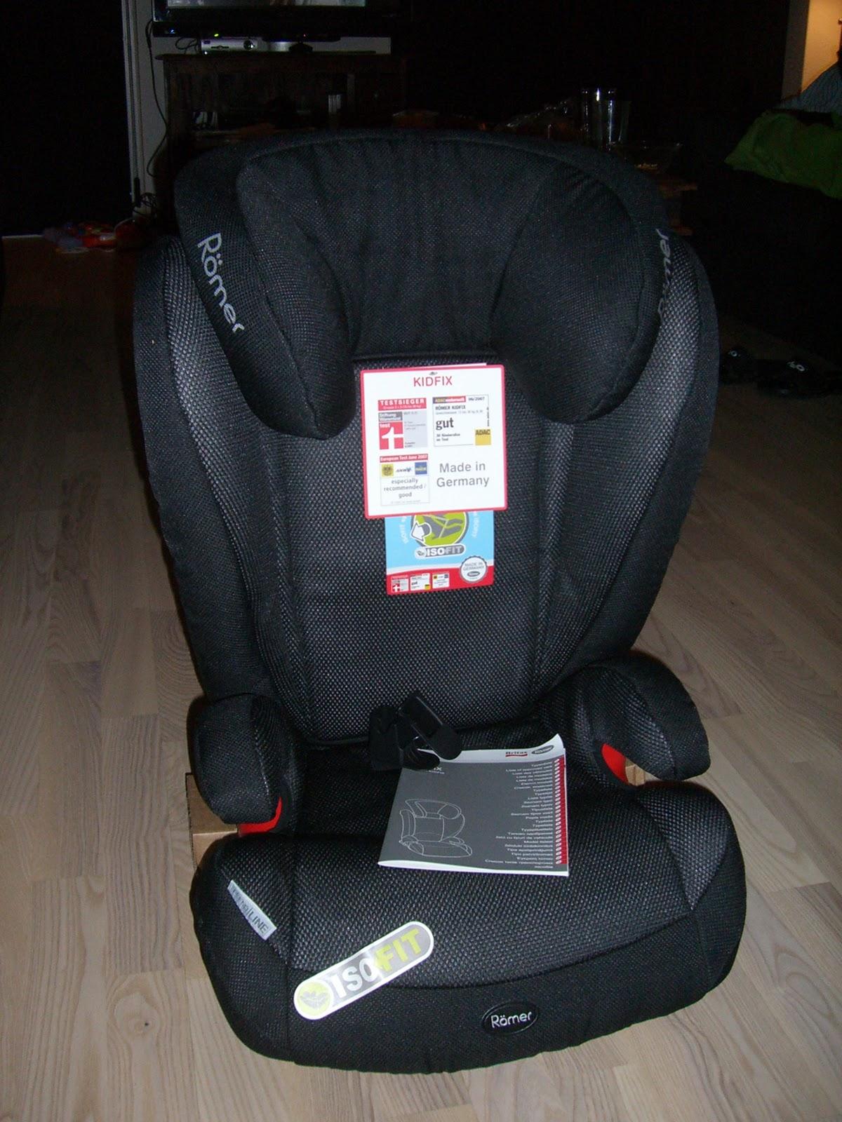 Børn og Samliv: Billig Römer autostol - Få nemt billige autostole