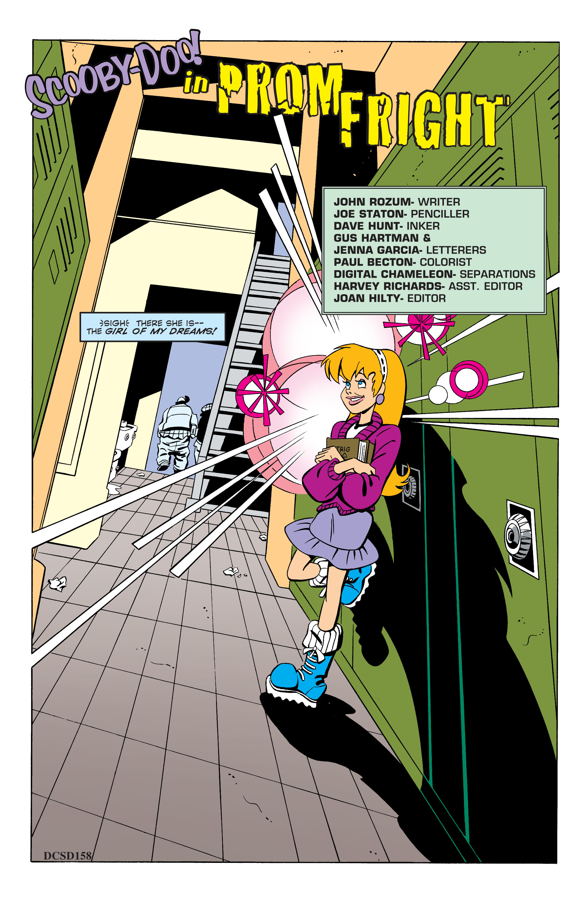Read online Scooby-Doo (1997) comic -  Issue #53 - 2