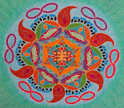 Wholeness Mandala - Triza Schultz, copyright 2010