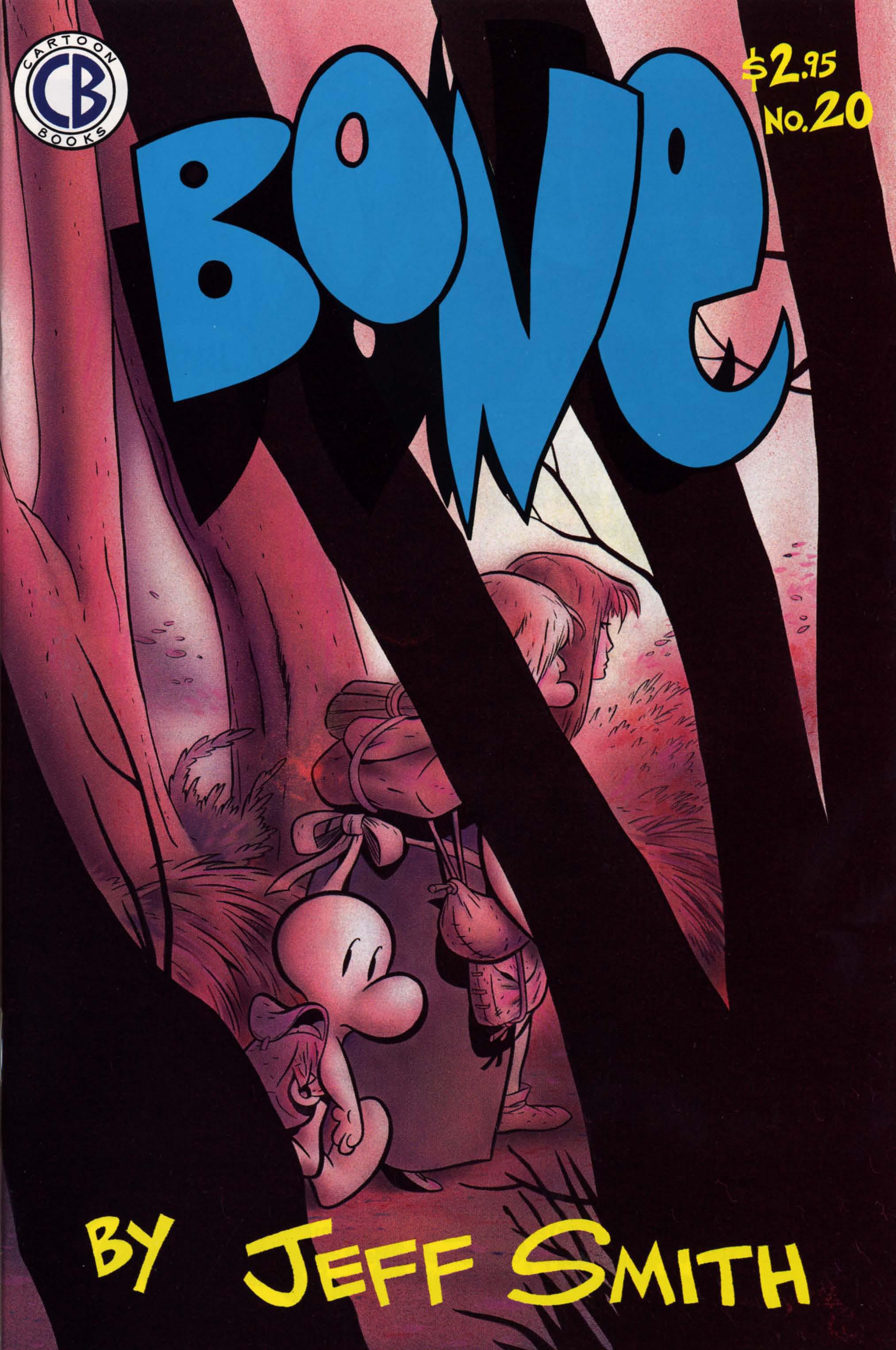 Bone 1991 Issue 20