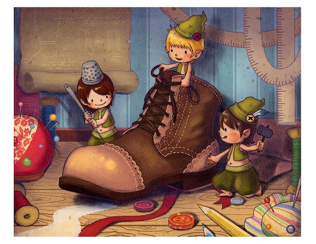 Cindy Chen Illustration 1 Narrative Story