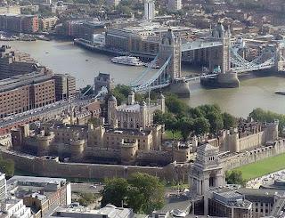 La  inexpugnable Torre de Londres